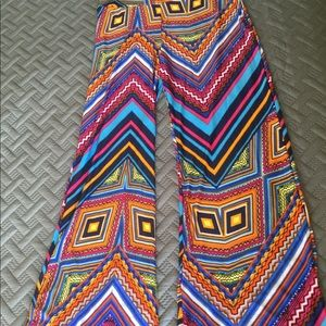 Pants - Funky yoga type dress pants